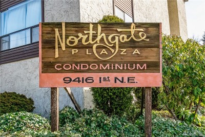 Seattle Condo/Townhouse For Sale: 9416 1st Ave NE #208