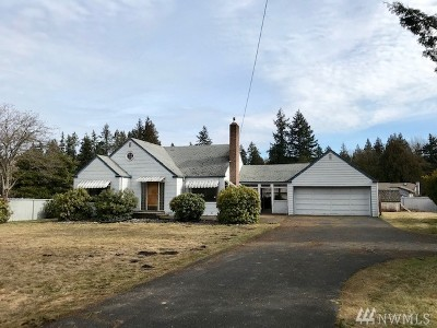 Orting Single Family Home For Sale: 13605 State Route 162 E