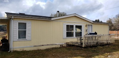 Yelm Single Family Home For Sale: 14433 93rd Ave SE
