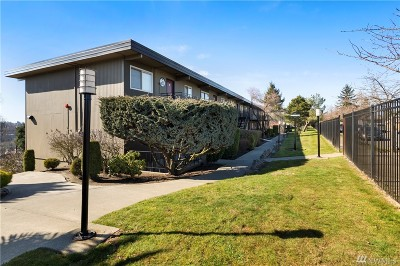 Pierce County Condo/Townhouse For Sale: 1102 S 27th St #C302