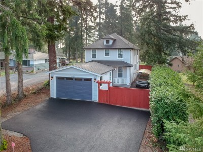 Puyallup Single Family Home For Sale: 6002 84th St E