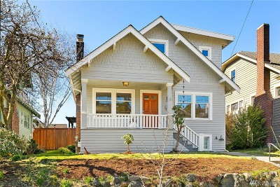 Seattle Single Family Home For Sale: 5757 27th Ave NE
