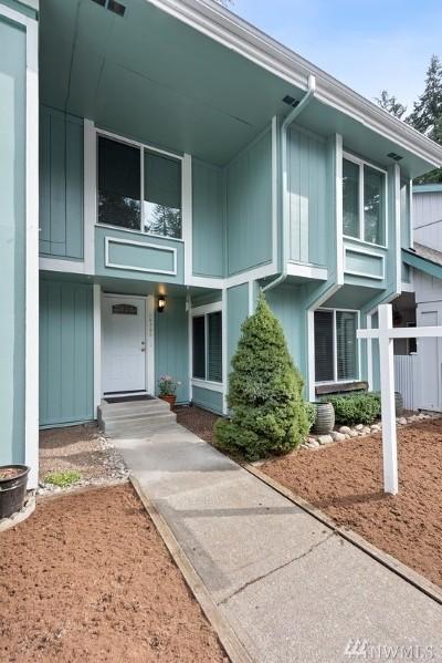 Kirkland Single Family Home For Sale: 14706 122nd Place NE
