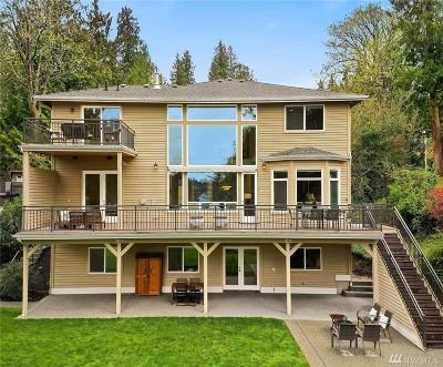 Kirkland Single Family Home For Sale: 12917 63rd Ave NE