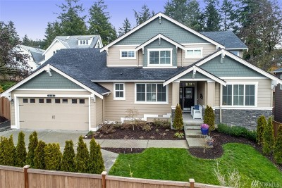 Bainbridge Island Single Family Home For Sale: 476 Ashbury Ct NW