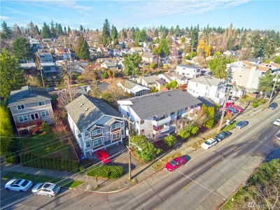 Seattle Multi Family Home For Sale: 5231 40th Ave NE