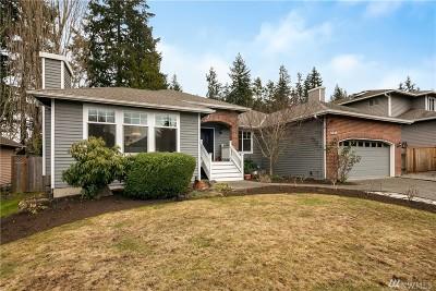 Kirkland Single Family Home For Sale: 10520 114th Place NE