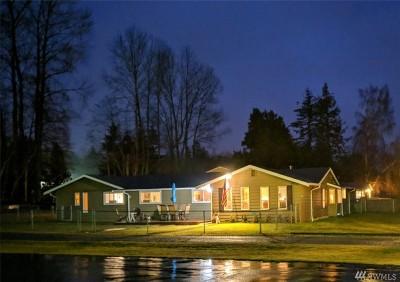 Blaine Single Family Home Sold: 4300 H Street Rd