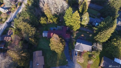 Edmonds Single Family Home For Sale: 23001 107th Place W