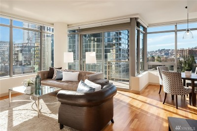 Seattle Condo/Townhouse For Sale: 900 Lenora St #W906