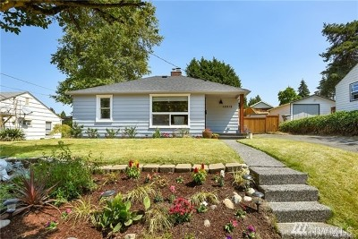 Seattle Single Family Home For Sale: 12012 Renton Ave S