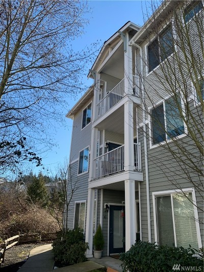 Bothell Condo/Townhouse For Sale: 14915 38th Dr SE #3023