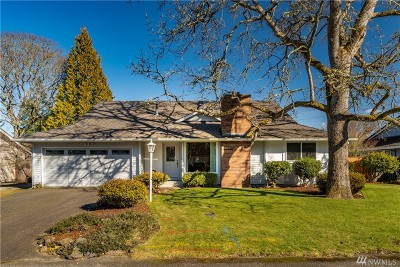 Lakewood Single Family Home For Sale: 7613 90th Ave SW