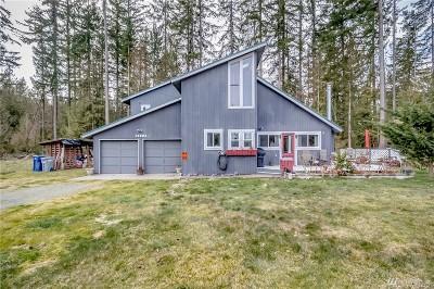 Granite Falls Single Family Home For Sale: 9820 172nd Ave NE