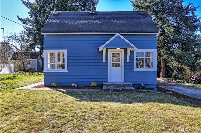 Bremerton Single Family Home For Sale: 1009 E 29th St