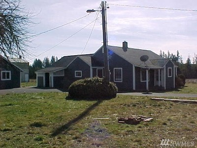 Winlock Single Family Home For Sale: 241 Minkler Rd