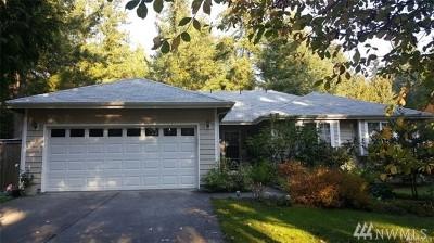 Yelm Single Family Home Pending: 16330 Lawrence Lake Rd