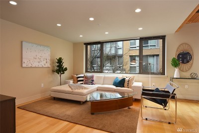 Seattle Condo/Townhouse For Sale: 530 Broadway Ave E #220