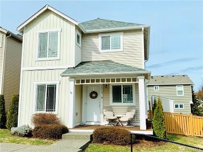 Snoqualmie Condo/Townhouse For Sale: 9513 Hancock Ave SE #33