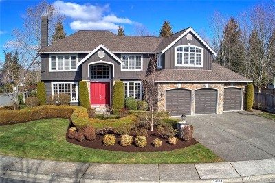 Sammamish Single Family Home For Sale: 24608 SE 2nd Place