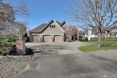 Covington Single Family Home For Sale: 18122 SE 279th Place