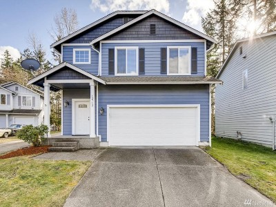 Puyallup Single Family Home For Sale: 12712 159th St E
