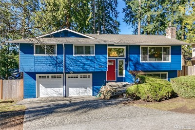 Kirkland Single Family Home For Sale: 12803 NE 139th Ct