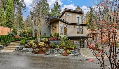Kirkland Single Family Home For Sale: 6323 NE 124th Ct