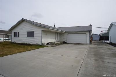 Ephrata Single Family Home For Sale: 238 E St NE