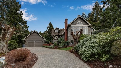 Edmonds Single Family Home Contingent: 8430 Talbot Rd