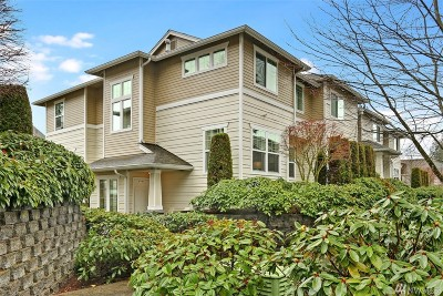 Bothell Condo/Townhouse For Sale: 15 164th St SW #I-4