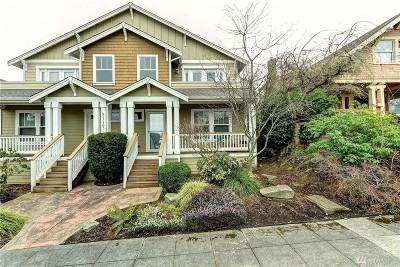 Everett Condo/Townhouse For Sale: 3117 Norton Ave #B