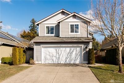 Olympia Single Family Home Pending Inspection: 8100 Kenton Lane SE