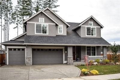 Gig Harbor Single Family Home For Sale: 11556 Buckhorn Place