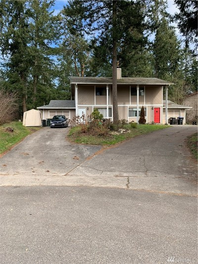 Olympia Single Family Home For Sale: 9128 Tolo Ct NE