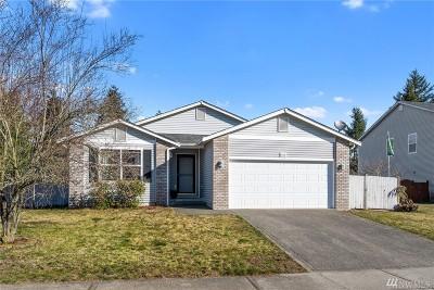 Graham Single Family Home For Sale: 11615 209th St E