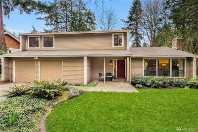 Mercer Island Single Family Home For Sale: 8651 SE 60th St