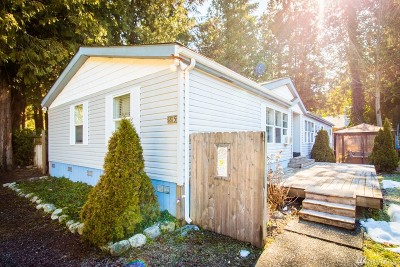 Whatcom County Single Family Home For Sale: 1815 Province Rd
