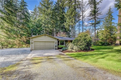 Woodinville Single Family Home For Sale: 22612 95th Ave SE