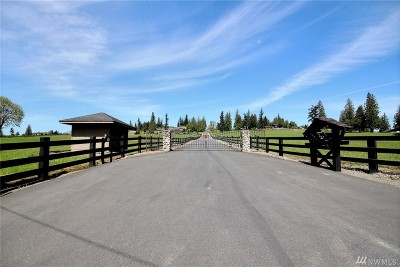 Enumclaw Residential Lots & Land For Sale: 37806 265th Place SE
