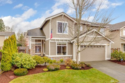 Renton Single Family Home For Sale: 186 Nile Place NE