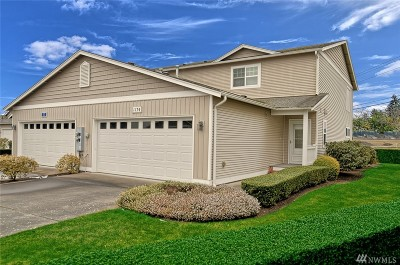 Skagit County Condo/Townhouse Contingent: 1174 Decatur Circle