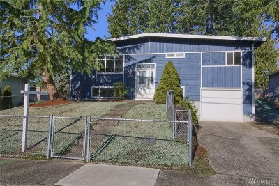 Renton Single Family Home For Sale: 12326 SE 158th St