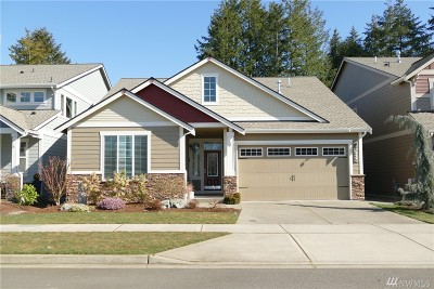 Olympia WA Single Family Home For Sale: $470,000