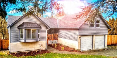 Renton Single Family Home For Sale: 19207 135th Ave SE