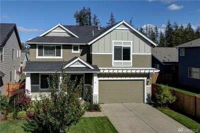 Port Orchard Single Family Home For Sale: 4399 Landis Ct SW