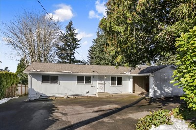 Kirkland Single Family Home For Sale: 9747 130th Ave NE