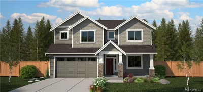 Pierce County Single Family Home For Sale: 2611 179th St E