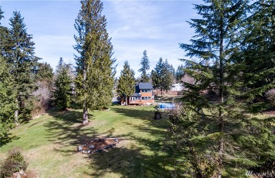 Snohomish Single Family Home For Sale: 15510 Utley Rd