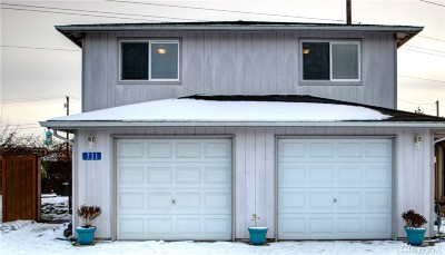 Skagit County Condo/Townhouse Sold: 731 Westpoint Dr